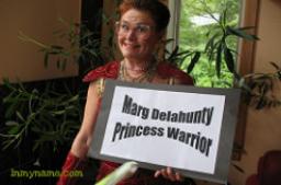Mary Walsh as Marg Delahunty.