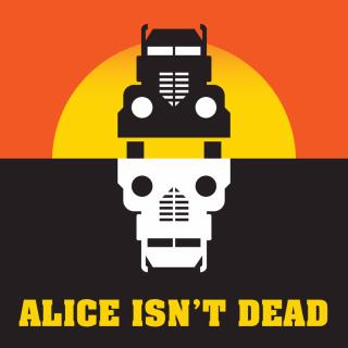Alice Isn't Dead logo