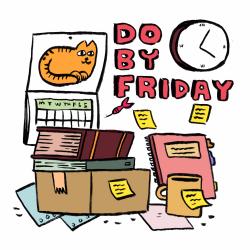 Do By Friday logo